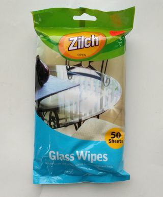 50PK GLASS WIPES