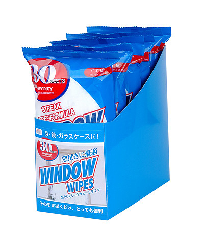 DISPLAY WIPES
